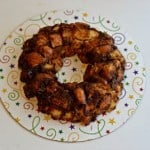 Gingerbread Monkey Bread with King's Hawaiian Rolls