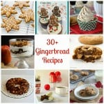 30+ Gingerbread Recipes