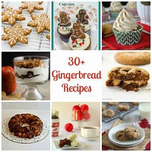 30+ Gingerbread Recipes