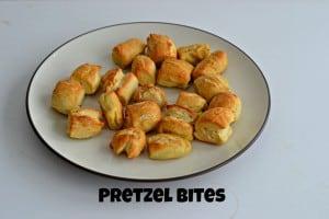 Pretzel Bites #NationalPretzelDay