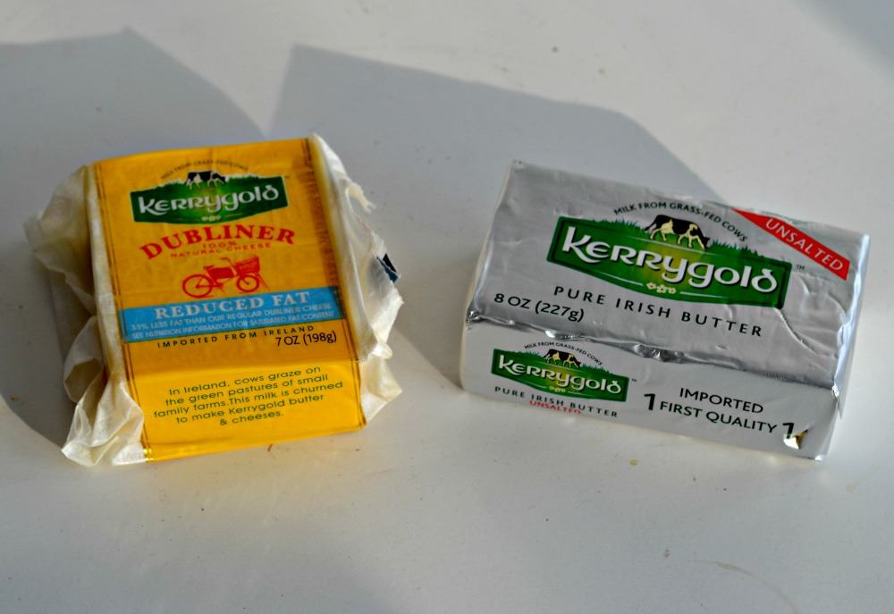 Kerrygold Dubliner and Butter