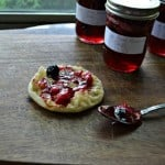 Mixed Berry Rhubarb Jam #SundaySupper