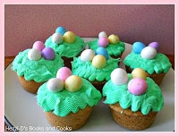 Easter Egg Surprise Cookies filled with Cadbury eggs or Reese eggs!