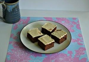 Kahlua Mudslide Brownies