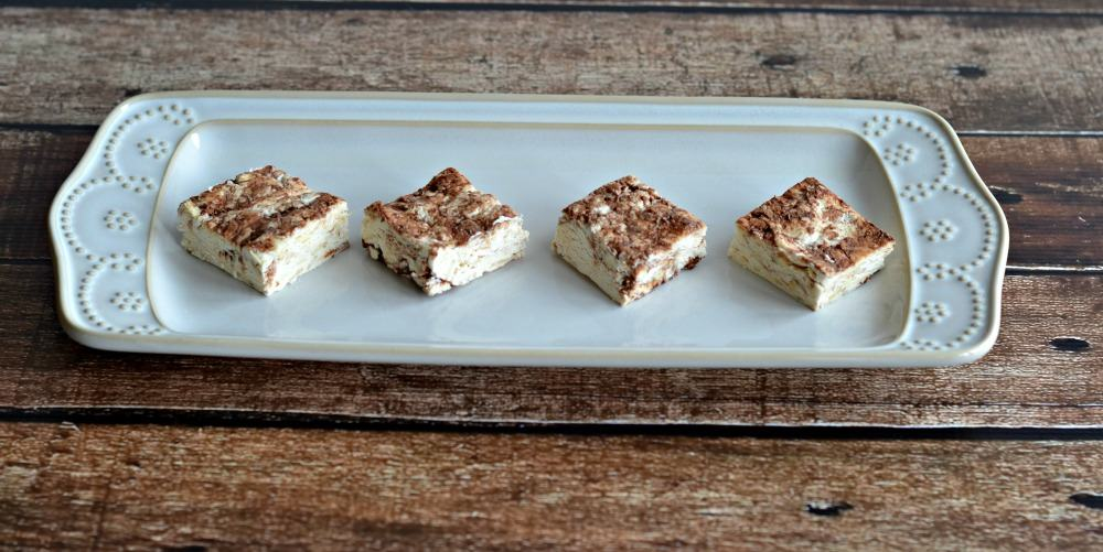 Nougat with Almonds, White Chocolate, and Chocolate Chips