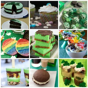 40+ Recipes for St. Patrick's Day !