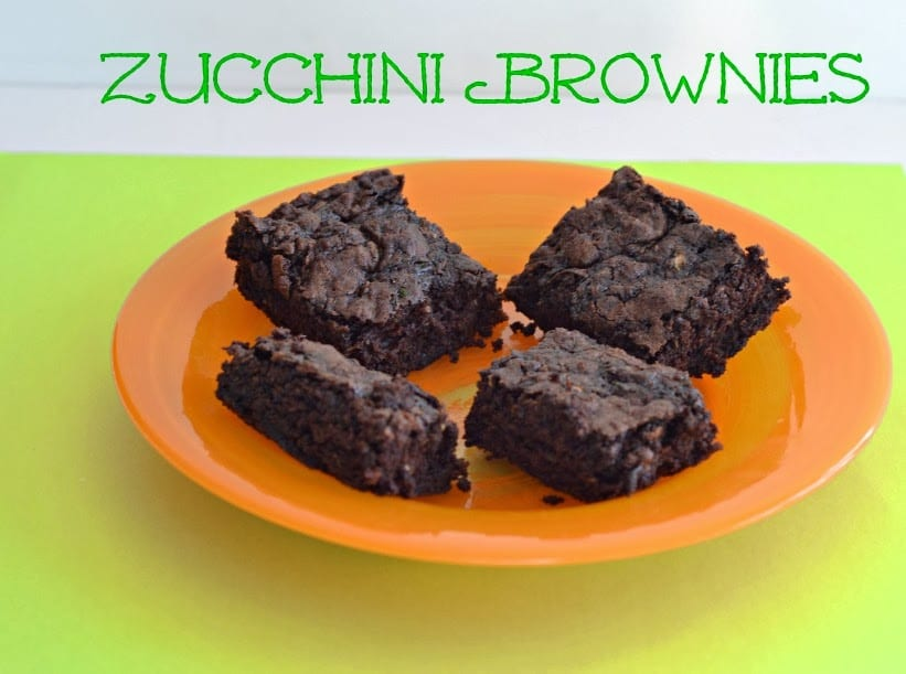Vegan Zucchini are rich, chocolatey and delicious!