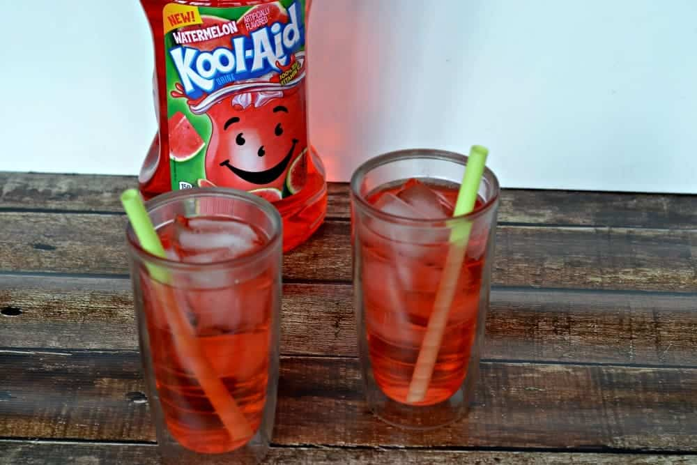 Kool-Aid now comes in 96oz. bottles!