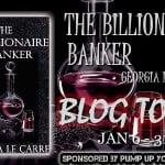 Book Spotlight: The Billionaire Banker by Georgia Le Carre