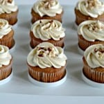 Banana Bread French Toast Cupcakes (Vegan) + Review of Bake and Destroy by Natalie Slater