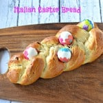 Italian Easter Bread :  Daring Bakers