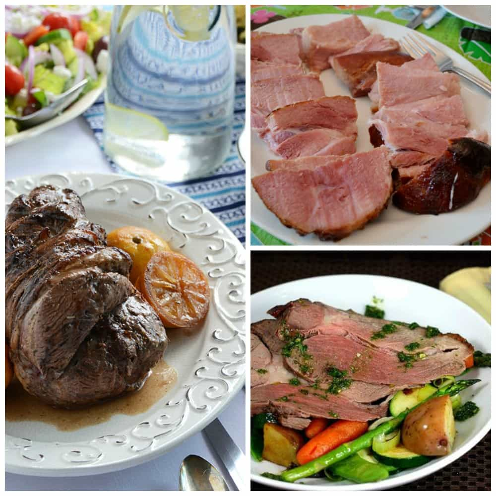 Tasty Easter Main Dish recipes