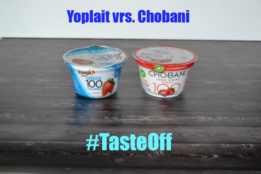 Yoplait vrs, Chobani...which is better?