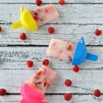 Berry 7 UP Ten Popsicles
