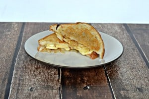 Gourmet Grilled Cheese with Kerrygold Aged Cheddar
