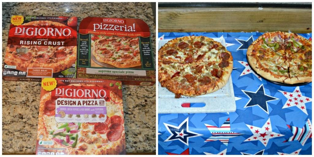 DIGIORNO Pizza is the best #summergoodies | Hezzi-D's Books and Cooks