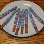 Firecracker Pretzels