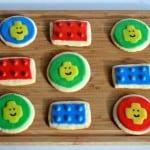 Gluten Free Lego Sugar Cookies #SundaySupper