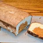 Pumpkin Peekaboo Cake