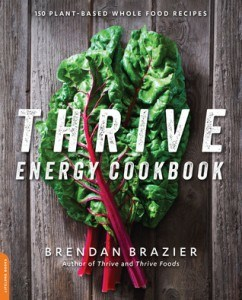 Thrive Energy Cookie | 150 Plant-Based Whole Food Recipes