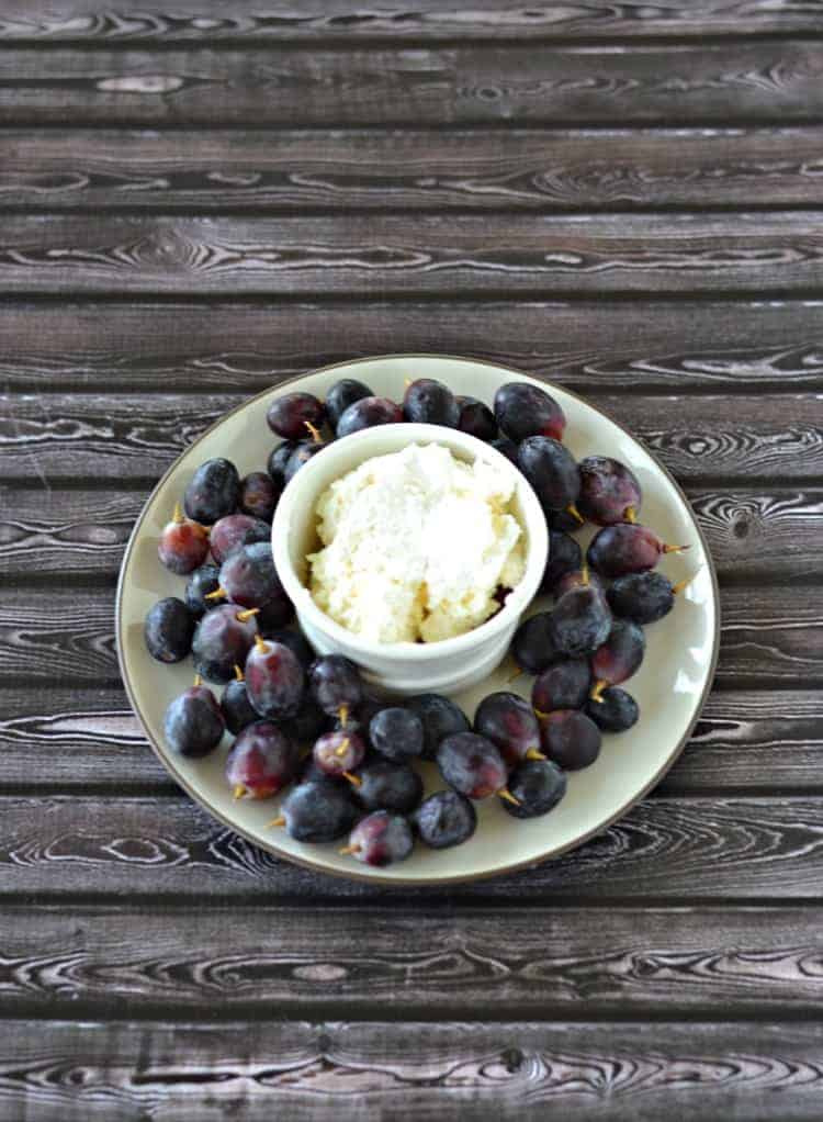 Easy and delicious White Chocolate Fruit Dip | Hezzi-D's Books and Cooks