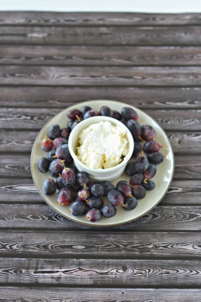 3 Ingredient White Chocolate Fruit Dip is great for summer picnics and parties