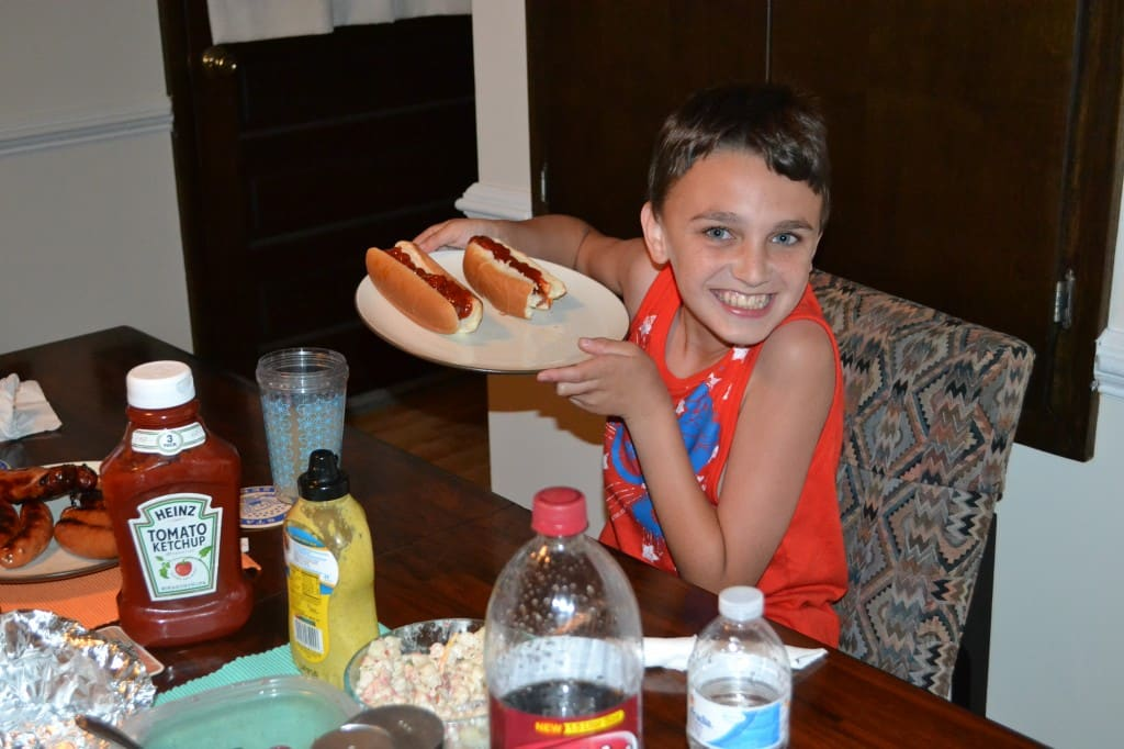 Even kids love American Craft Sausages!