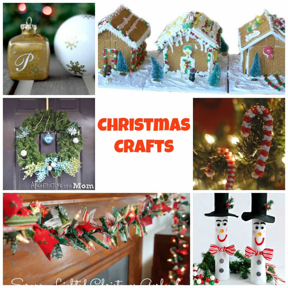 20 Fun Christmas Crafts!