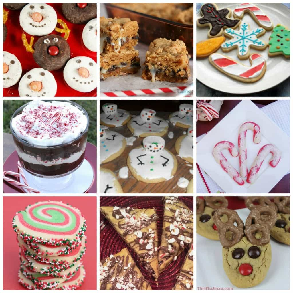 20 Delicious Christmas Sweets