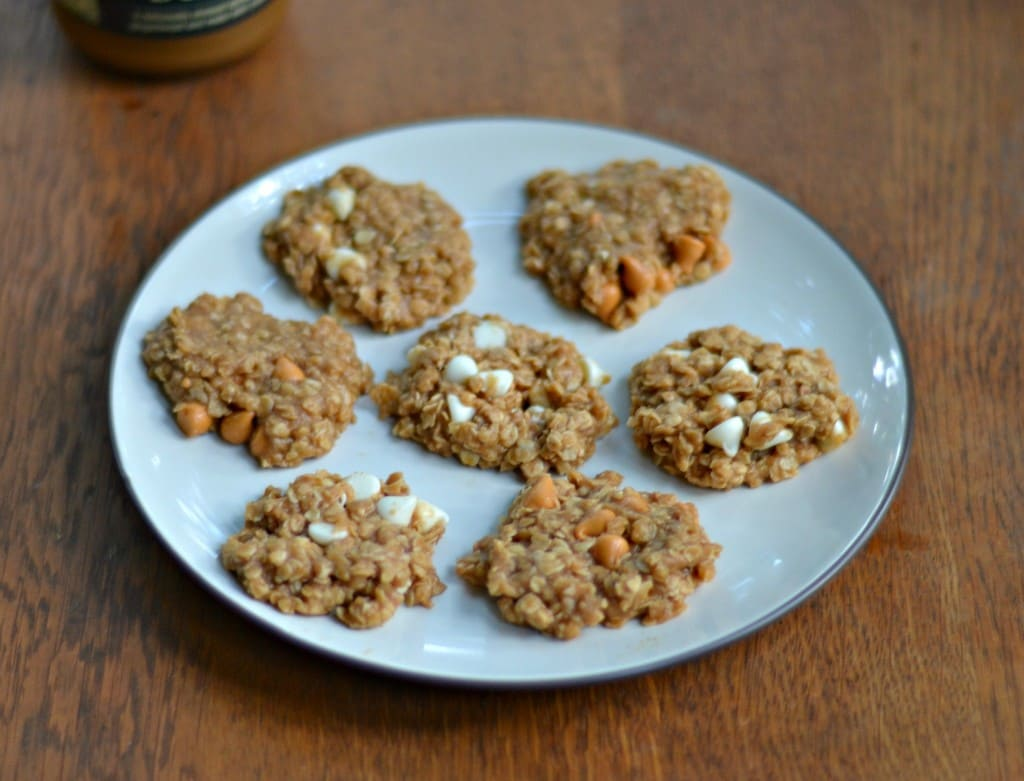 No Bake Cookie Butter Cookies | Hezzi-D's Books and Cooks