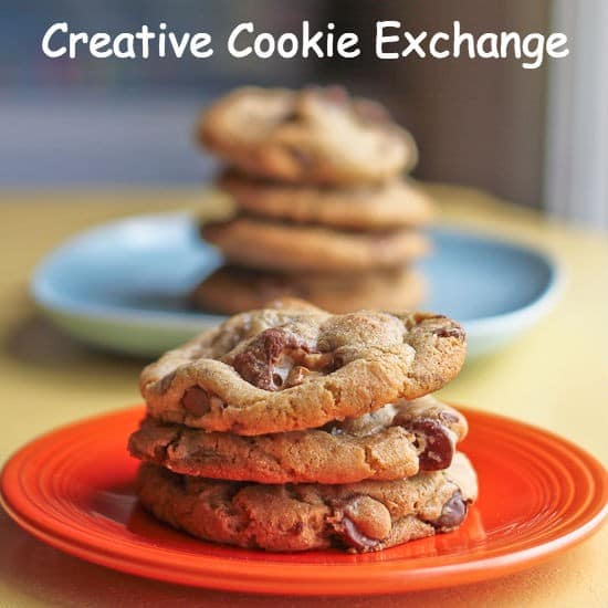 creative cookie badge