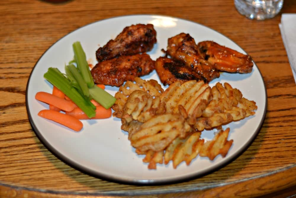 Wings on the Grill are healthier and delicious