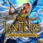 Curse of the Broomstaff (Janitors #3) by Tyler Whitesides