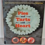 Vegan Apple Pie + a Review of Pies and Tarts with Heart by Dynise Balcavage