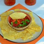 Fresh Vegetable Salsa (medium heat)