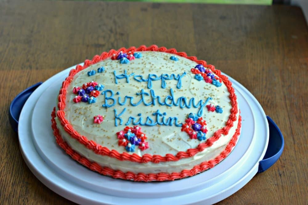 Strange Red Velvet Zebra Cake For Daring Bakers Hezzi Ds Books And Cooks Funny Birthday Cards Online Sheoxdamsfinfo