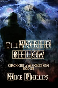 Literary Influences: Guest Post by Mike Phillips, author of The World Below