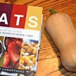 Butternut Cake + a review of Eats: enjoy all the seconds by Mary Rolph Lamontagne