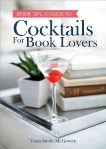 Gin Rickey and a review of Cocktails for Books Lovers