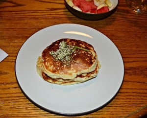 Elderberry Flower Pancakes #SundaySupper