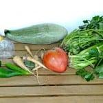 CSA Wednesdays: Potato, Carrot, and Parsnip Soup