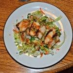 Sesame Ginger Chicken Salad #TheSaladBar