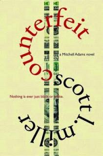 Counterfeit is a suspense crime fiction novel.
