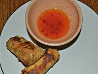 Sweet and Spicy Eggroll Dipping Sauce