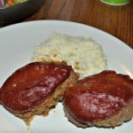 Tomato-Glazed Meatloaves with Brown Butter Mashed Potatoes