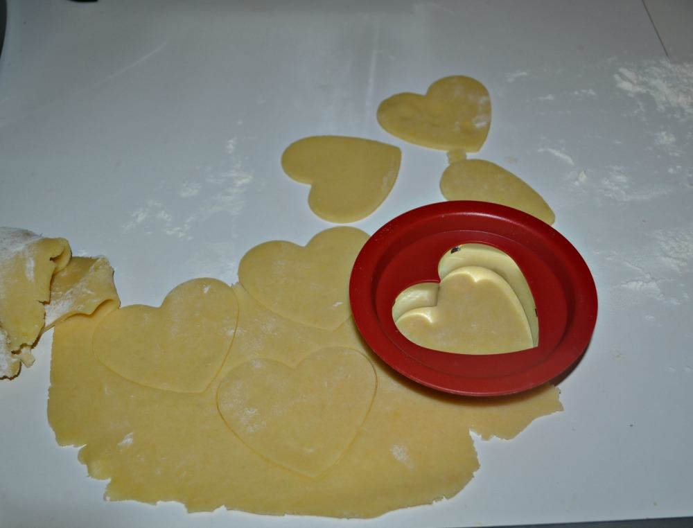 Sugar cookies with OXO