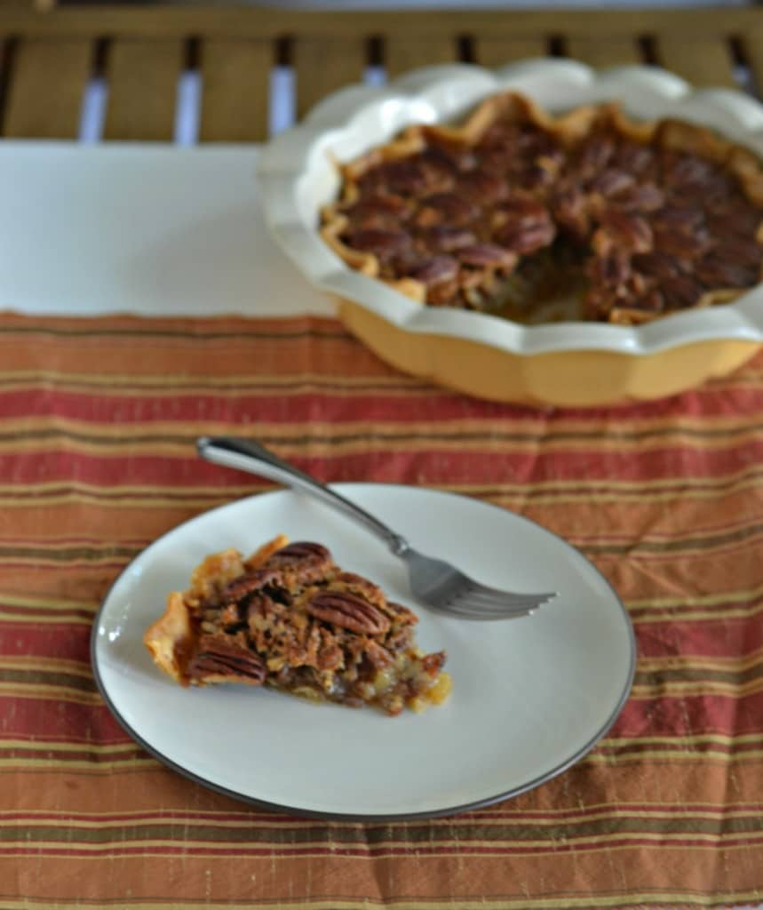 Pecan Pie is delicious and easy to make!