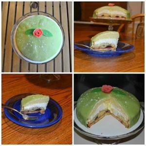 Princess Cake (Prinsesstarta): Daring Bakers