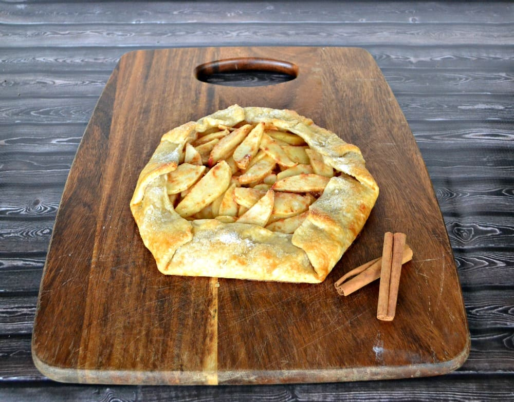Easy Rustic Apple Pie for Sunday Supper