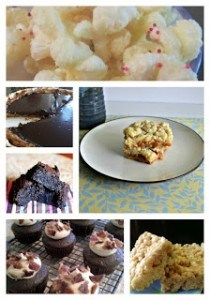 Sweet 'n Salty: What's Baking Round Up!